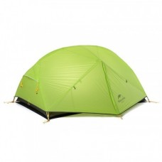 Палатка Naturehike Mongar II 20D silicone